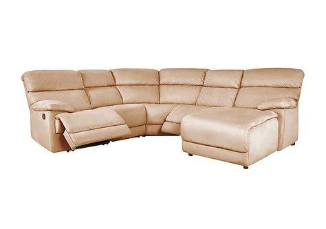 Cupola Recliner Corner Sofa