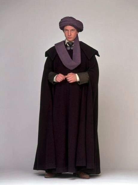 Image Result For Professor Quirrell Harry Potter
