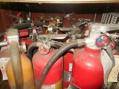 Sponsored Ebay Fire Extinguisher 10lb Dry Chemical Lot Of 20 Pick Up Only In 2020 Fire Extinguisher Extinguisher Facilities Maintenance