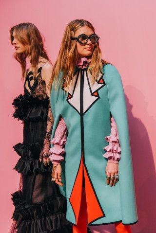 New Fashion Editorial Gucci Tommy Ton 51 Ideas