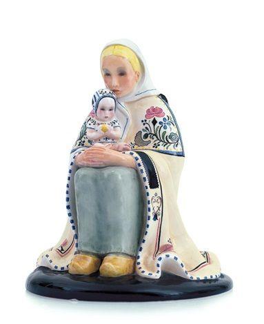 uk availability 6c3d7 2c87e Madonna della neve by Ceramiche Lenci on artnet | Madonne ...