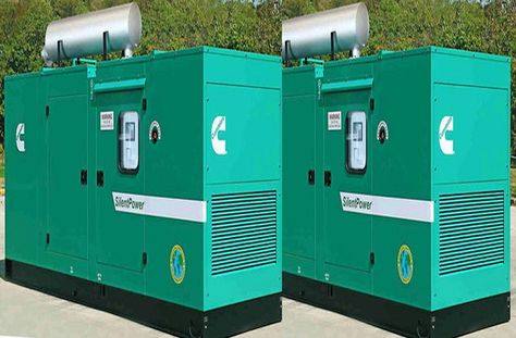 Generator On Hire In Noida Generation Repair And Maintenance Silent Generator