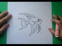 Resultado De Imagen Para Dibujo De Ecosistema Acuatico Como Dibujar Un Pez Tutorial De Dibujo Como Dibujar