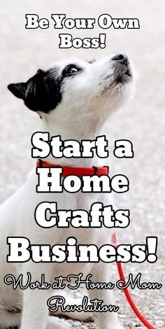 Work-at-Home: Share Your Craftiness with the World! - Work at Home Mom Revolution