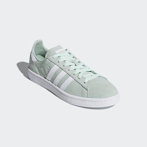 Casual Sneakers Verde Adidas Zapatillas casual de Campus