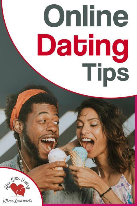 Etiquette in online dating
