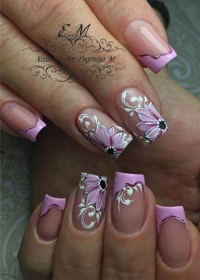 Wedding Nail Art Designs 2019