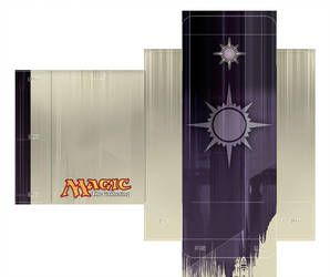 Orzhov Guild Deckbox Template By Lumberjacksquid The Gathering Magic The Gathering Magic Crafts