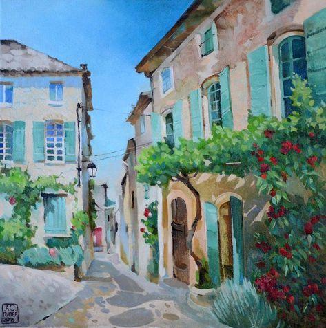 France. Provence