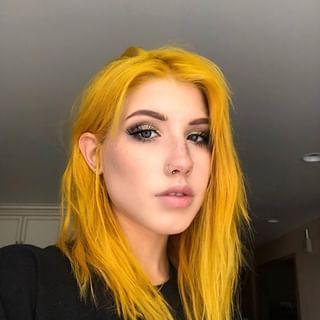 Julien Solomita Yellow Hair