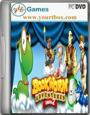 Bookworm deluxe free download « igggames.