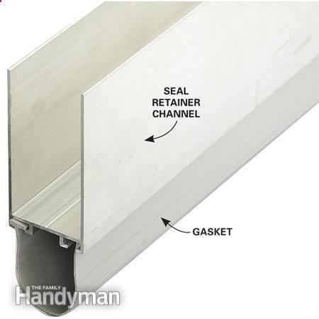 Garage Into Home Garage Door Bottom Seal Garage Door Seal Garage Doors