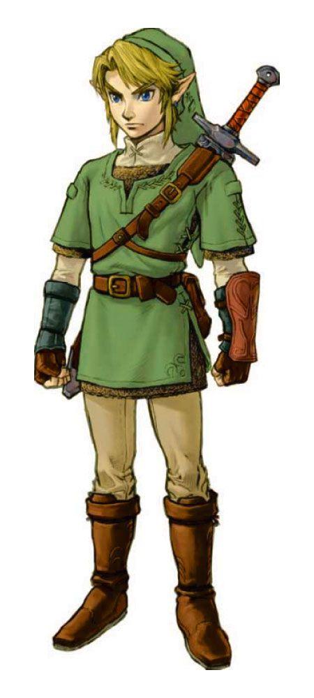 The Legend of Zelda Twilight Princess Link Cosplay Men Green Costume Outfit