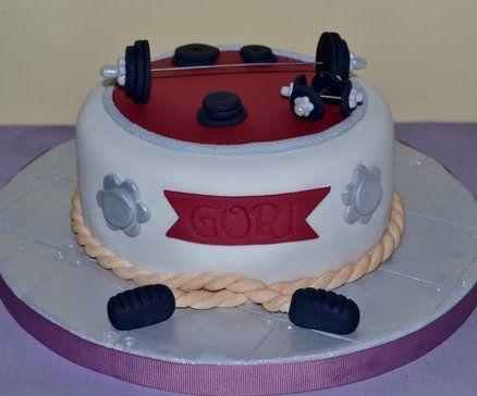 Gym Cake Torty Pinte