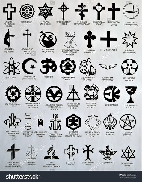 Emblems of Belief