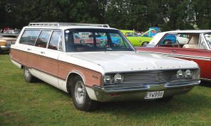 1968 Chrysler Town Country Station Wagon Classic Chrysler Cars