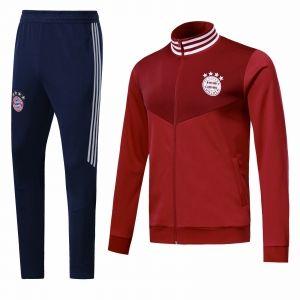 2018 19 Cheap Jacket Uniform Bayern Munich Red Replica Training Suit Cfc441 Bayern Munich Soccer Shirts Bayern