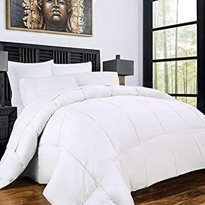 Zen Bamboo Luxury Goose Down Alternative Comforter All Season
