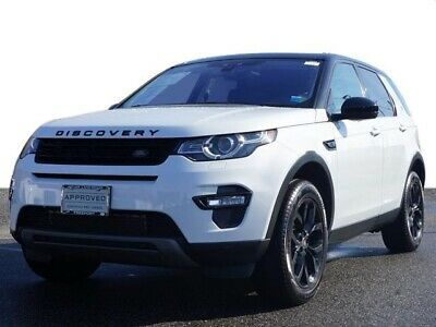 Ebay Advertisement 2017 Land Rover Discovery Sport Hse 2017 Land Rover Discovery Sport Hse 26637 Mi Land Rover Discovery Sport Discovery Sport Hse Land Rover