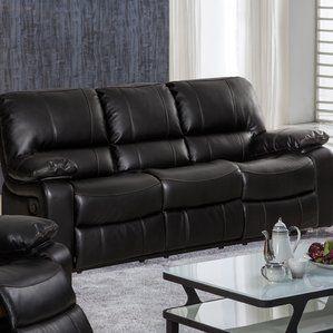 Reduce Layla Breathing Leather Reclining Sofa By Living In Style Reclining Sofa Sofa Leather Reclining Sofa