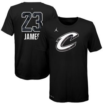 release date 9d558 0d115 LeBron James Cleveland Cavaliers Jordan Brand Youth 2018 All ...