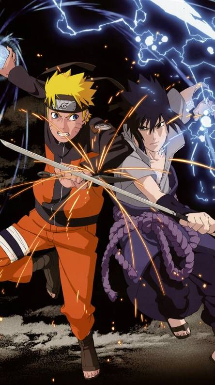 Wallpaper Naruto Shippuden Paling Keren Di 2020 Dengan Gambar