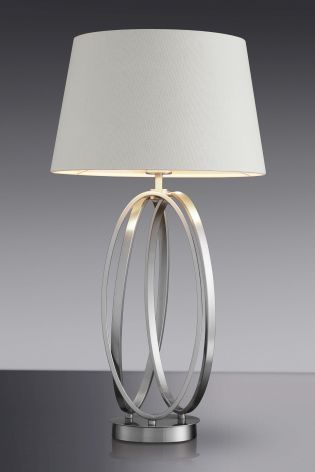 Buy Claridge Touch Table Lamp From The Next Uk Online Shop Lamp Table Lamp Steel Lamp