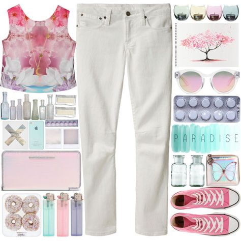 """""""Gum"""" by sarahkatewest on Polyvore"""