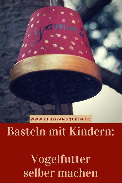 Photo of Vögel Basteln Kinder