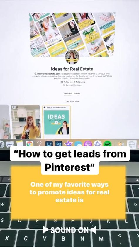 How to Get Real Estate Leads from Pinterest