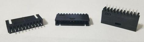 "Board to board connector Pins 20-Pin Peel Header .1/"" Advanced KSA020-81M 50pcs"