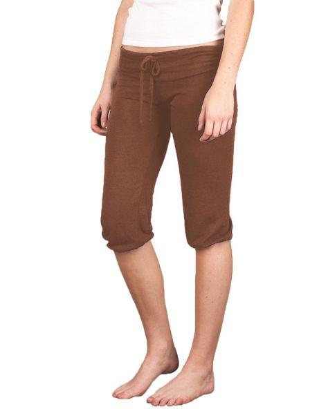 Ladies Eco-Jersey Crop Pants