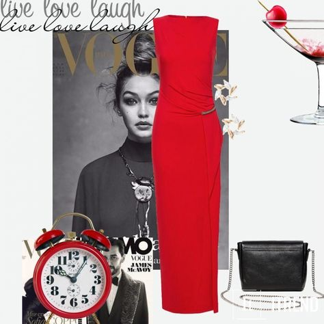 c698d6618520 Если женщина хочет привлечь к себе внимание - нет ничего лучше, чем надеть красное  платье