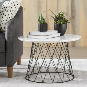 Roe Frame Coffee Table Coffee Table Table Modern Furniture Living Room