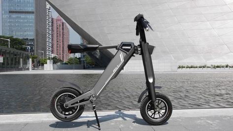 loveswheel new design auto folding electric scooter