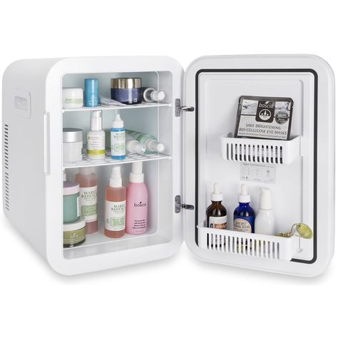 What's the Deal with People Putting Skincare Products in Mini-Fridges?-What's the Deal with People Putting Skincare Products in Mini-Fridges? What's the Deal with People Putting Korean Skincare… - Perfectly Posh, Skin Care Regimen, Skin Care Tips, Concord, Korean Skincare Routine, Teen Room Decor, Acne Scars, My New Room, Natural Skin Care