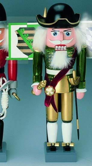 Nutcracker August the Strong - 30 cm / 12 inch $83.00 plus shipping