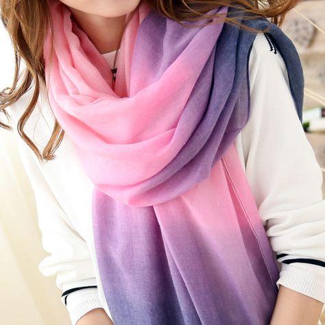 2016 Fashion Cotton Winter Scarves Women Print WrapDesigner Scarves echarpe  Foulard Femme Women scarf luxury brand shawl 7aa94e9f01a