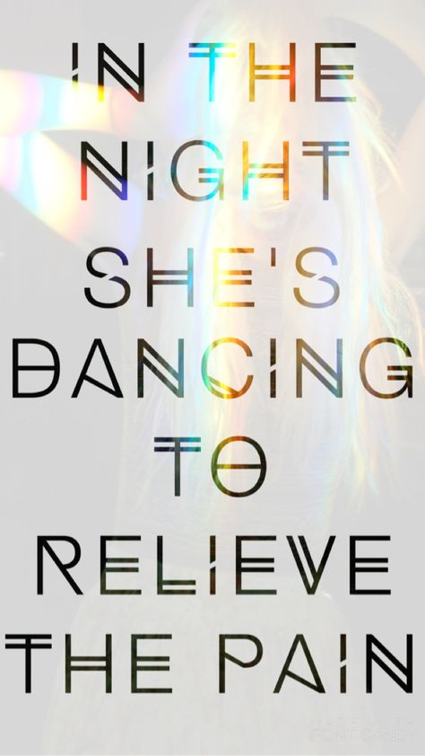 In the night//the weeknd