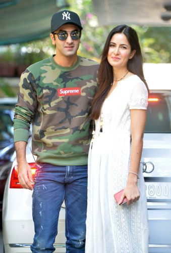 Are These Lovebirds Getting Hitched With Our Bollywood Stars Ranbir Kapoor Katrina Kaif Katrina Kaif Biography