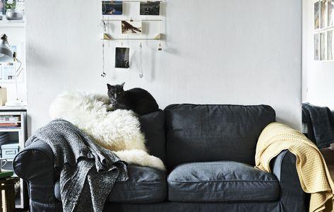 440 best IKEA Wohnzimmer - mit Stil images on Pinterest Ikea - ein gemutliches apartment mit stil