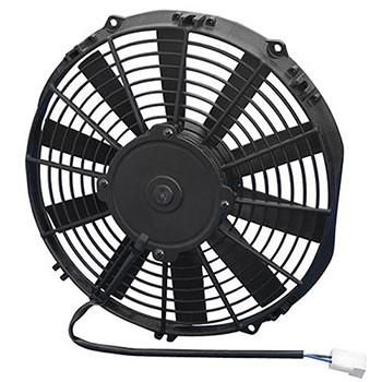 Kartek 11 Low Profile Fan Electric Cooling Fan Radiator Fan