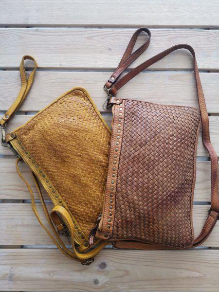 Bolsos de cuero made in Italy | Bolsos de mujer | Bolsos