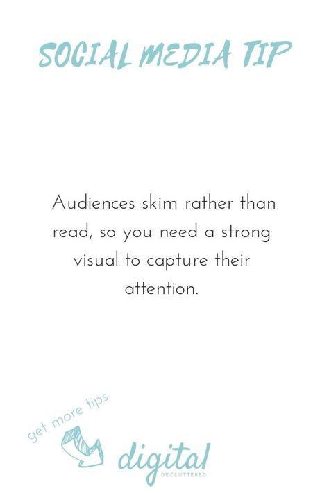 Blog - Digital Decluttered | Social media marketing quotes, Social media marketing blog, Social medi