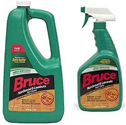 Amazon Com Bruce 64 Oz 32oz Nowax Hardwood And Laminate Floor Cleaner Value Pack Gateway For The Home In 2019 Laminate Flooring Laminate Cleaner Laminate Flooring Cleaner