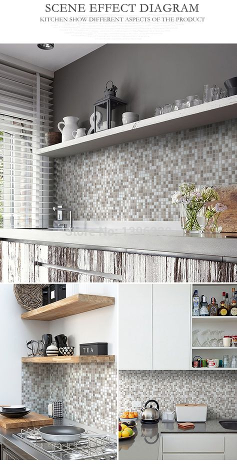 Awesome Mosaico Piastrelle Cucina Ideas - Ideas & Design 2017 ...