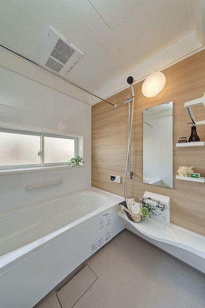 マイホームの参考に お風呂のインテリア 横長の窓 画像まとめ
