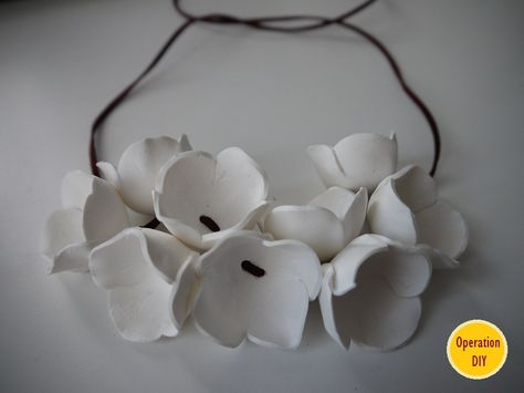 Marni x H inspired necklace II. | Operation DIY - picture tutorial