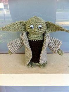 Patrón maestro yoda - amigurumi de filohmena en Etsy   Crochet ...   315x236