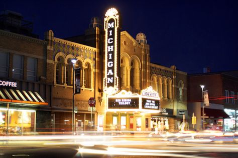 Since opening in 1927, the Michigan Theater has been considered a staple in the Ann Arbor community! Plus, if you bring your #UMich ID, you get a discount!